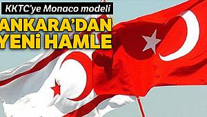 KKTC için çözüm Monaco modeli