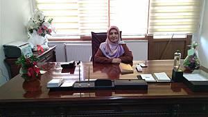 Fatime KARTI İl Müftü Yardımcısı oldu