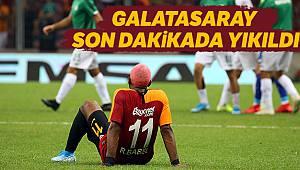 Galatasaray Konyaspor maçı kaç kaç bitti? | Galatasaray Konyaspor maçı maçtan dakikalar