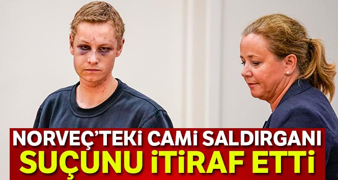 Norveç'teki cami saldırganı suçunu itiraf etti