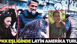 PKK eşliğinde Latin Amerika turu