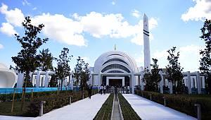 Abdülhakim Sancak Camii İbadete açıldı