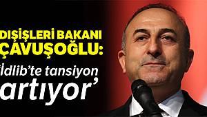 Dışişleri Bakanı Çavuşoğlu, New York'ta İdlib'te artan tansiyona dikkat çekti