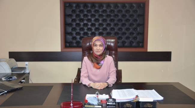 Yozgat'ın İlk Bayan Müftü Yardımcısı Görevine Başladı
