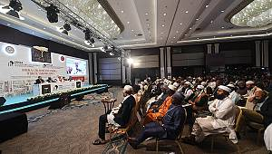 """""""3. Afrika Müslüman Dini Liderler Zirvesi"""" Sona erdi"""