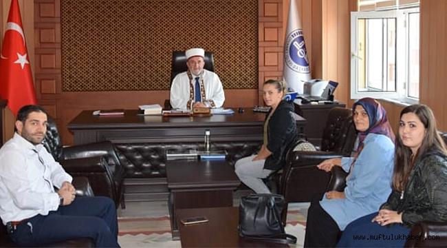 Moldovalı genç İslam'ı seçti