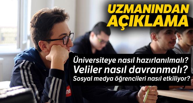 Öğrencilerin, üniversiteye giriş sınavı hazırlıkları