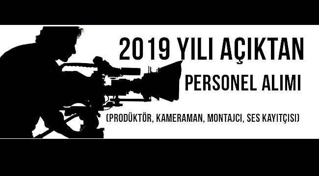 2019 Yılı Açıktan Personel Alımı