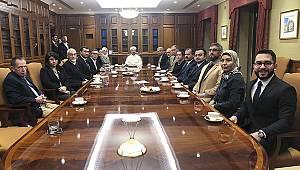 Diyanet İşleri Başkanı Erbaş, İngiltere'de
