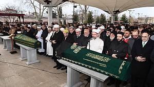 Ahmet Vanlıoğlu son yolculuğuna uğurlandı