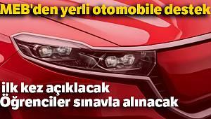 MEB'den yerli otomobile nitelikli iş gücü desteği