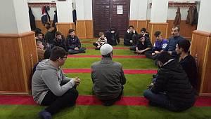 Camide gençlik buluşmaları