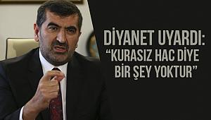 Diyanet uyardı: