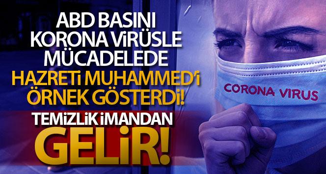 ABD basını korona virüsle mücadelede Hazreti Muhammed'in (sallallahü teala aleyhi vesellem) hadislerini örnek gösterdi