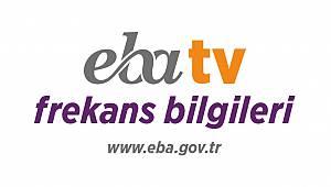 Eba Tv frekans bilgileri
