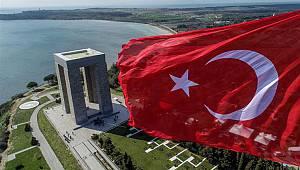 Erbaş'tan Çanakkale Zaferinin 105. yıl dönümü mesajı