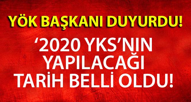 YÖK Başkanı Saraç: 'Bu sene bahar dönemi yüz yüze eğitim yapılmayacaktır'