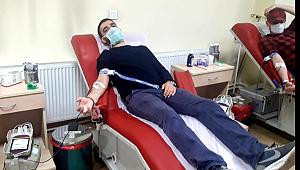 Arifiye Kan Bağışı Çağrısına Duyarsız Kalmadı