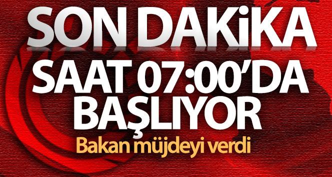 Bakan Karaismailoğlu'ndan YHT açıklaması! Perşembe günü başlıyor