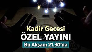 Diyanet TV de Kadir Gecesi Özel Yayını