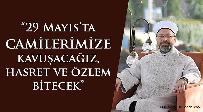 Erbaş, Diyanet TV'de