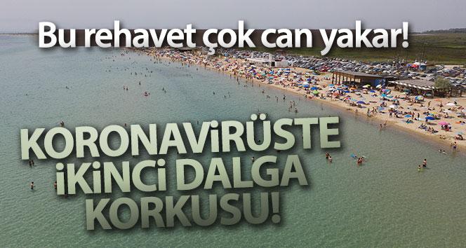 İkinci bir corona virüs dalgası plajlardan gelebilir