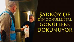 Şarköy'de Din Gönüllüleri, Gönüllere Dokunuyor