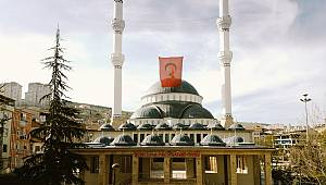 Kernek Karagözlüler Cami ibadete açıldı