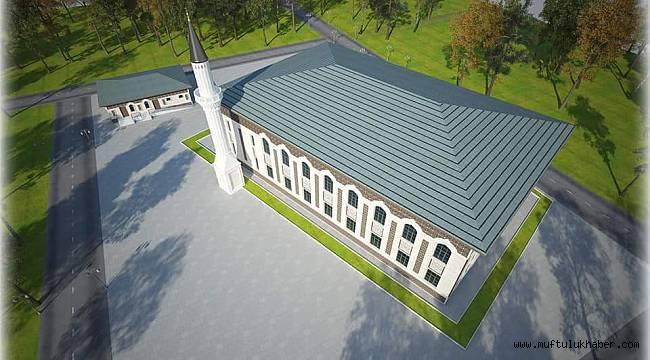 Mehmetçiğe cami