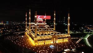 Türkiye genelinde camilerde eş zamanlı sela