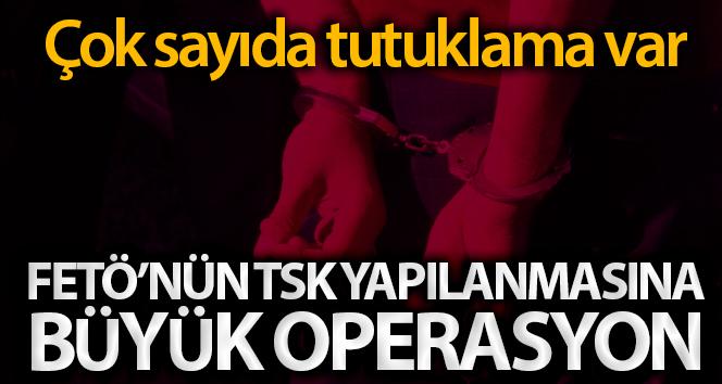FETÖ TSK yapılanması soruşturması: 43 şüpheli tutuklandı
