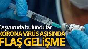 Pfizer ve BioNtech'in korona virüs aşısında flaş gelişme