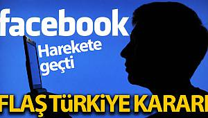 Facebook, Türkiye'ye temsilci atamaya karar verdi