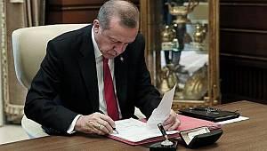 Büyükelçiler kararnamesi Resmi Gazete'de