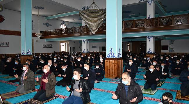 Sincan Cezaevi Adalet Camii Dualarla Açıldı