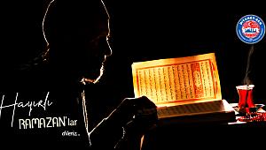 Ramazan'ın Ruhuna Uygun Yaşayalım