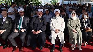Diyanet İşleri Başkanı Ali Erbaş, Karadağ'da