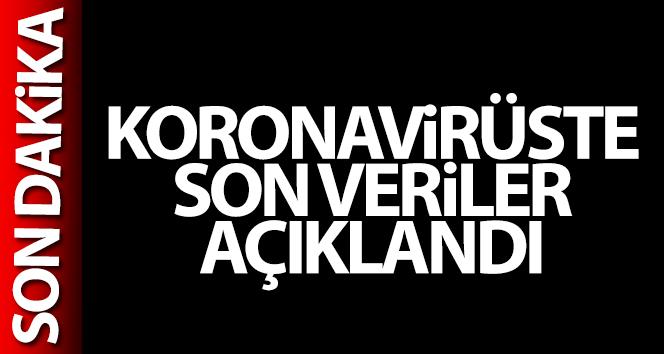 Türkiye'de son 24 saatte 6.454 koronavirüs vakası tespit edildi