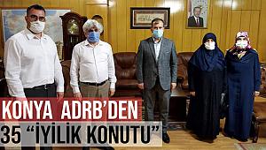 """Konya Müftülüğü ADRB'den 35 """"İyilik Konutu"""""""