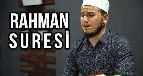 Osman Bostancı - Rahman Suresi (Muhteşem Ses)