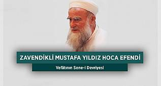 Zavendikli Mustafa Yıldız Hocaefendi