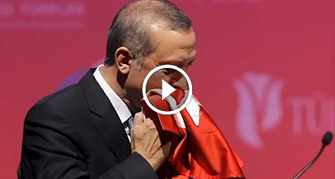 Ülkücü sanatçıdan Erdoğan'a 'Memleket Adam' şarkısı