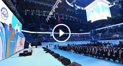 2018 Mevlid-i Nebi Haftası Açılış Töreni
