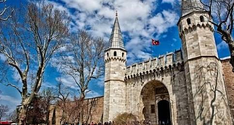 Topkapı Sarayı'nda restorasyon devam ediyor