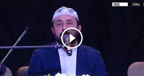 Ali Tel-Ahzab (21-24;38-48
