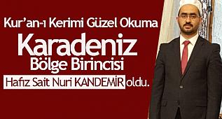 Sait Nuri KANDEMİR